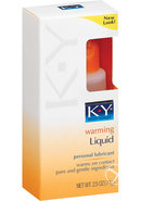 Ky Warming Liquid Personal Lubricant 2.5 Ounce